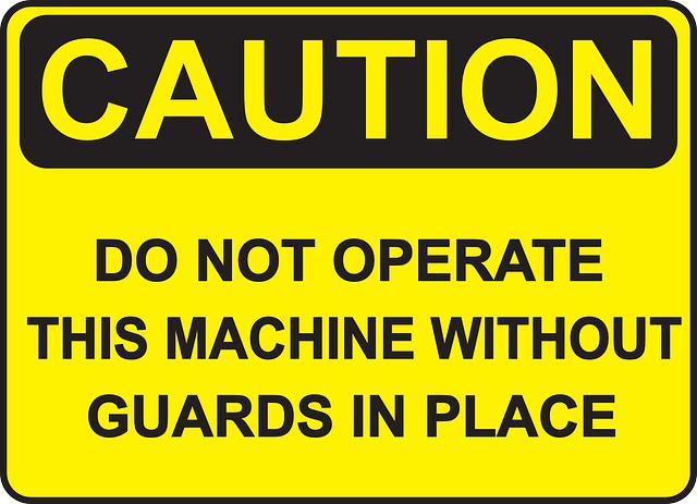 Work Equipment Risk Assessment Notice2
